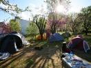 Das «Camp 4» von Meteora (Foto: Emile Ducke)
