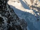 Mittlerer Teil Jungfrau Nordwand