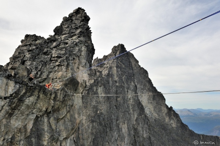 Trollwand Highlines